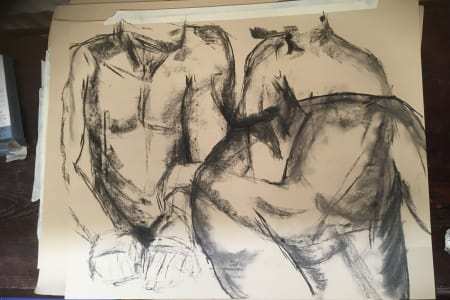 Life Drawing, Mondays @6.30pm