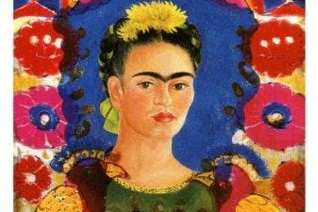 Paint Frida Kahlo + Wine!