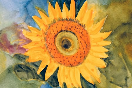Watercolour Workshop with Gillian Burrows