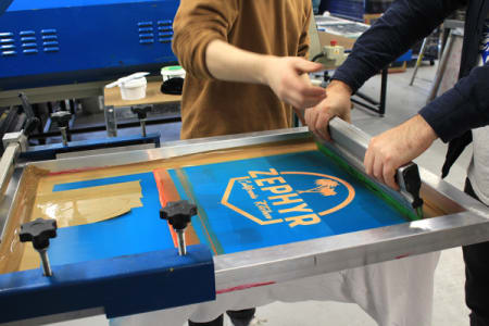 Intermediate T-shirt Printing Course