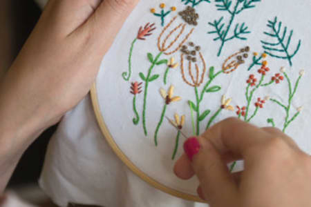 Creative Embroidery