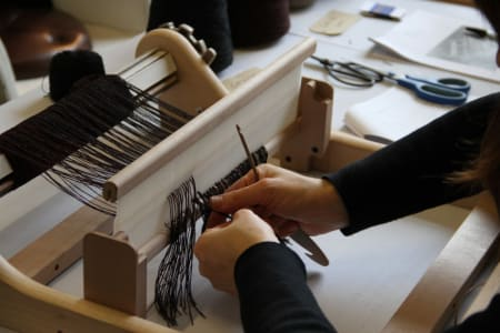Hand Weaving for Beginners: Colour and Weave (2 Day)