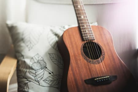 Acoustic Guitar Lessons for Any Level