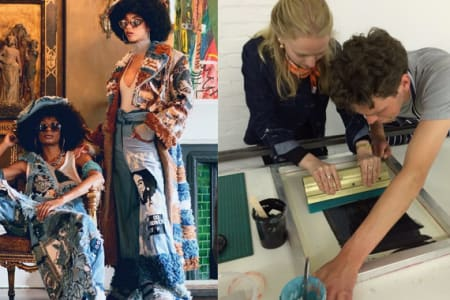 The Fashion and Textiles Summer School