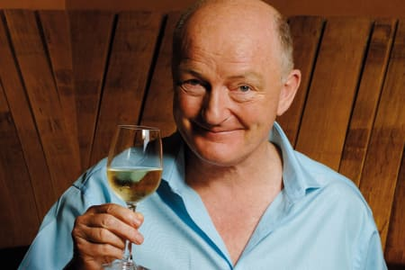 Oz Clarke fine wine experience with Vins Extraordinaires