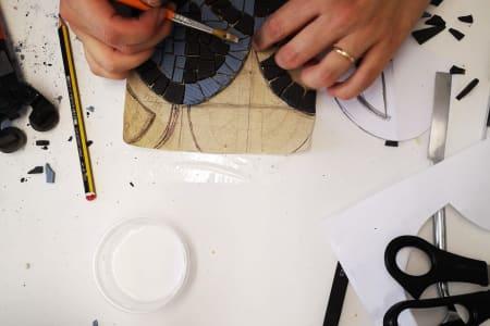 One Day Indirect Method Mosaic Workshop