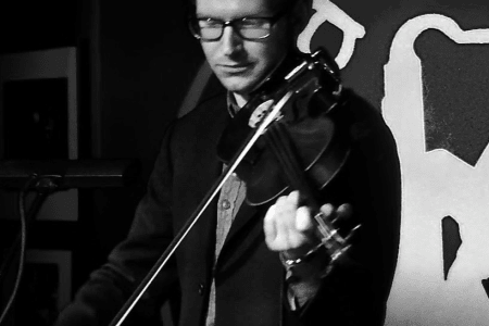 Classical Advanced Violin Lessons with Richard Jones