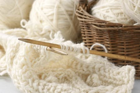 Beginner's Knitting - One Day Workshop
