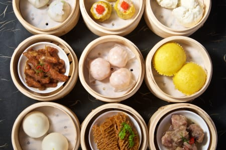 Private Dim Sum Cookery Class for 4 people