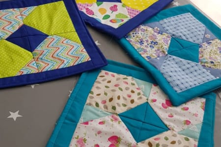 Quilting- Block of the Month
