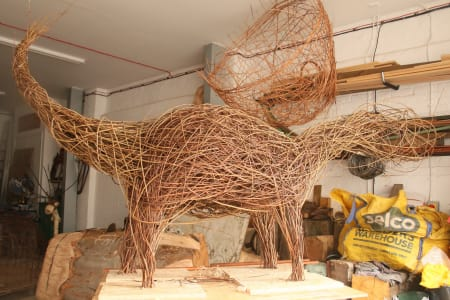 Weave a Willow Animal