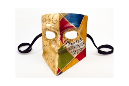 Venetian Mask Decorating Workshop