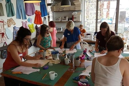 Bodice Fitting Masterclass with Charlotte Newland, Winner of The Great British Sewing Bee