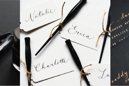 Beginner Modern Calligraphy Workshop