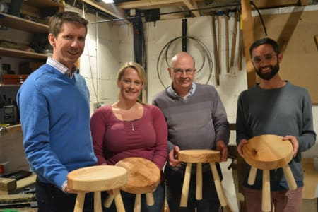 Introduction to Green Woodworking Course