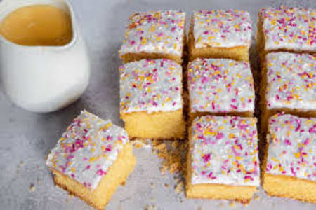 Parent and child cake/tray bake class