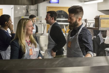 Culinary Valentine's Paella Dating experience