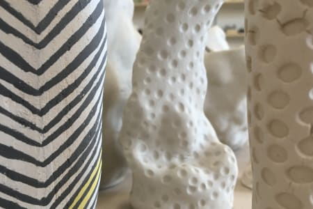 Ceramic Hand-Building And Glazing Course - 2 weeks