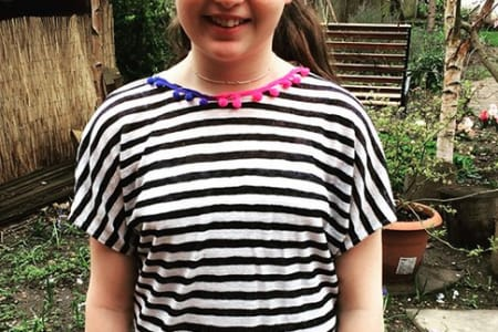 Learn To Sew With Stretch Fabric - T-shirt Making Workshop