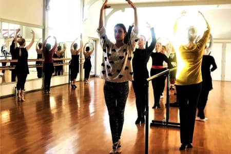 Adult Ballet class - Int/Adv Level