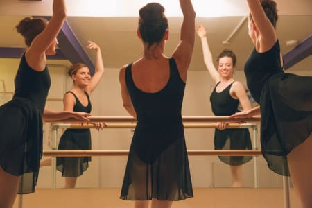 Beginner Ballet Dance