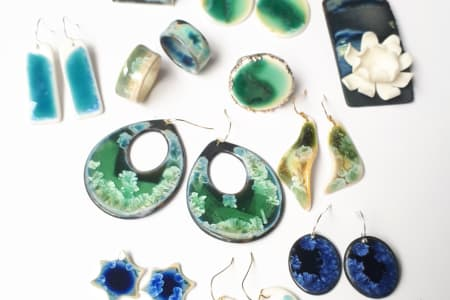 Porcelain Jewellery Making Workshop