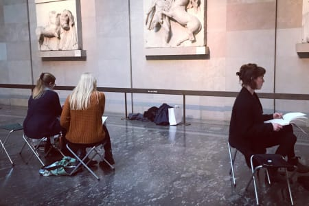 Easter Short Course in the British Museum