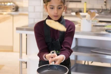 Young Holiday Cooking Classes