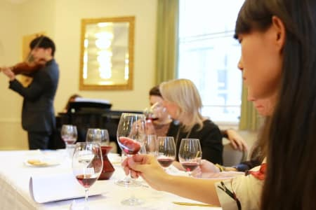 Quirky Wine Tasting & Classical Concert: Intimate Opera Experience with Grower Champagne Pairing
