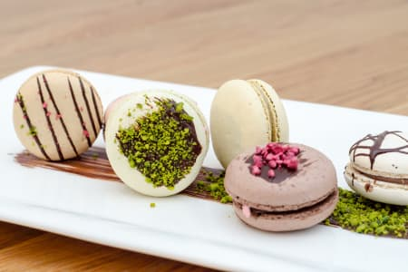 Marvellous Macarons