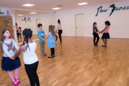 Childrens Ballroom and Latin Dance Class