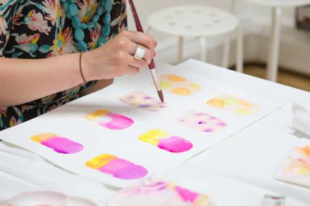Beginner's Watercolour Painting Workshop
