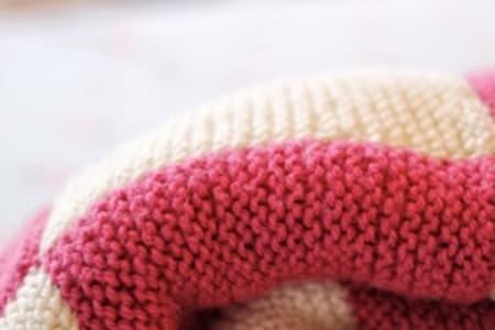 Beginners Knitting: Blanket