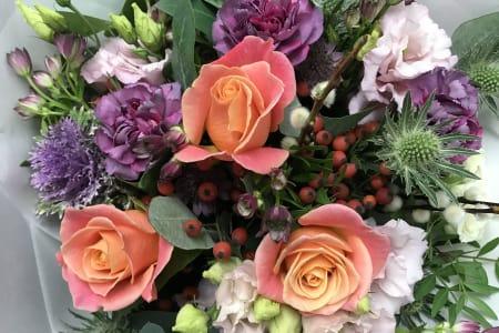 Flower Market Visit + Seasonal Floristry Workshop