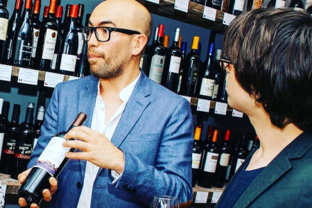 WSET level 2 Course with a Sunday Brunch Wine Expert