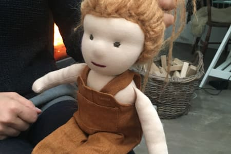 Waldorf Doll Making Course on 4 Tuesday Evenings starting 26th February