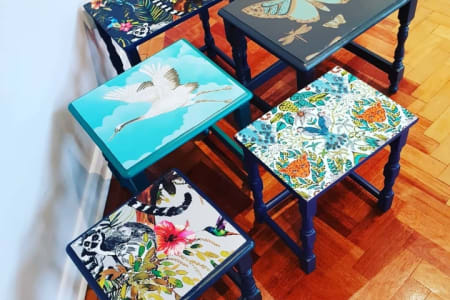 Upcycling Furniture Workshop