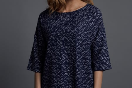 Learn to Sew a Drop-Sleeve Top with Lisa Falconer