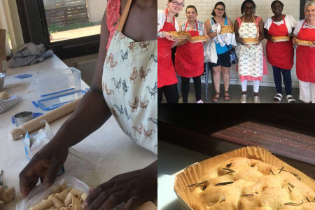 Learn to bake - bread and sourdough basics Workshop | 2