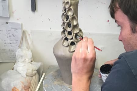 Handbuilding Pottery - 5 Week Evening Course