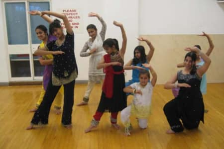 Bollywood Dance Class for Kids