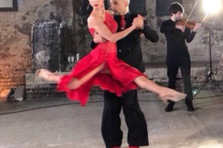 Tango - Beginners and Improvers
