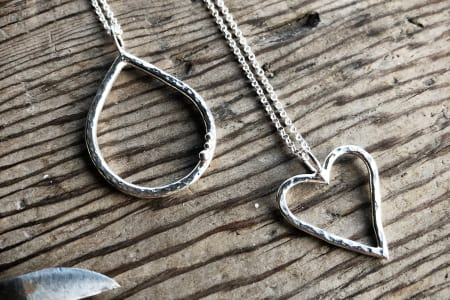 Beginners Silversmithing Classes