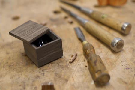 Jewellery Box Making