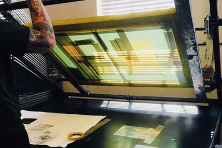 Screen Print Workshop