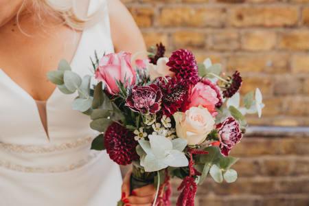 DIY Wedding Flowers 1-2-1 Workshop