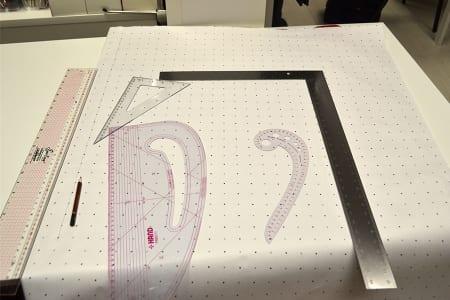 Sleeves Materclass - Pattern Drafting