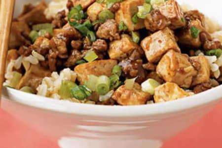 Ma Po Tofu (V)