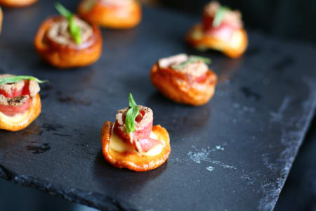 Easy Canapé Making Class