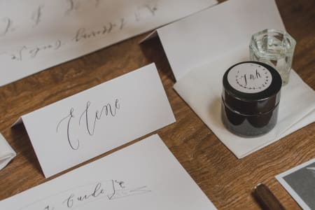 Modern Calligraphy Private Workshop